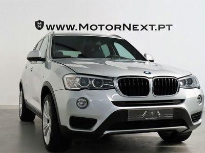 usado BMW X3 sDrive18d 2.0