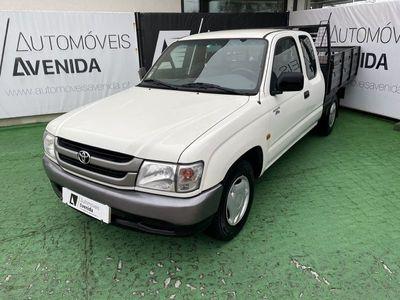usado Toyota HiLux X-cab 2.5 D4D