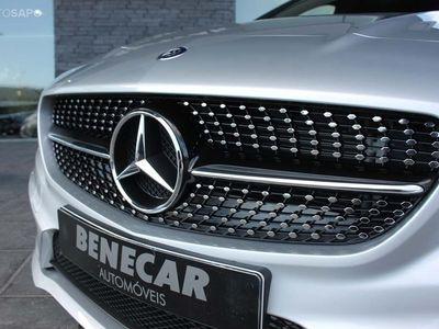 usado Mercedes CLA220 Classe CLACDi AMG Aut. / Pack Night / GPS