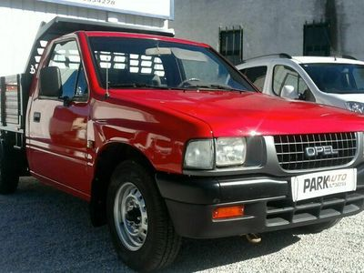usado Opel Campo Turbo 4x2 3 lug