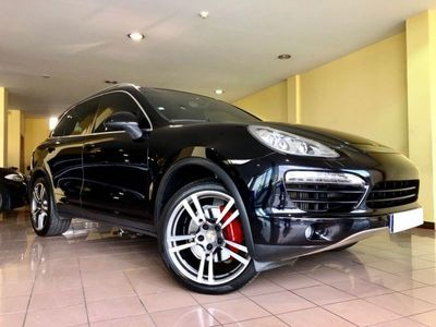 usado Porsche Cayenne Diesel Pack Desportivo