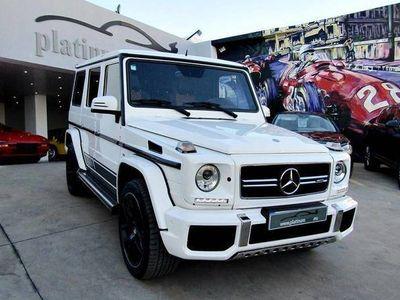 usado Mercedes G63 AMG AMG V-8 Bi Turbo