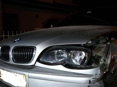 """usado BMW 320 / E46 """"Acidentado"""""""