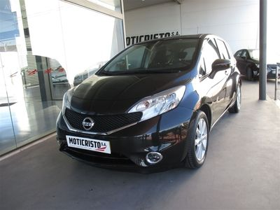 used Nissan Note 1.5 dCi Tekna (90cv) (5p)