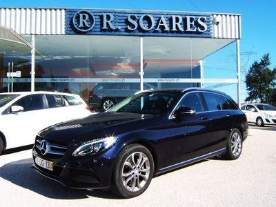 usado Mercedes C220 BlueTEC Avantgarde 7G-TRONIC (170cv) (5p)