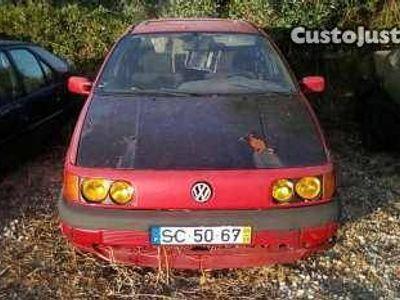 usado VW Passat 1.6 Turbo-diesel -
