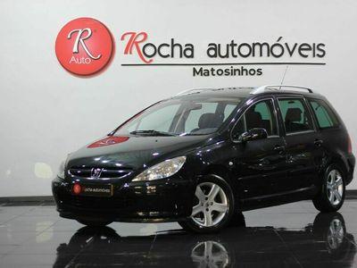 usado Peugeot 307 SW 1.6HDi XT Premium