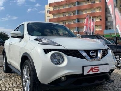 usado Nissan Juke 1.2 Acenta