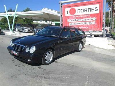 brugt Mercedes 320 Classe E StationCDi Avantgarde