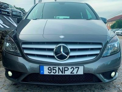 usado Mercedes B180 CDI 109 CV