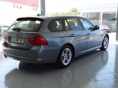 usado BMW 318 d Touring Navigation
