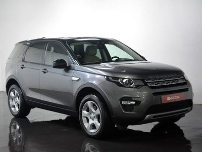 usado Land Rover Discovery Sport 2.0 ED4 HSE