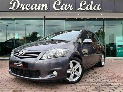 usado Toyota Auris 1.4 D-4D Gold Edition DPF