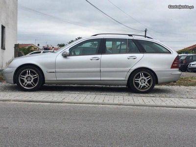 usado Mercedes C220 Confort