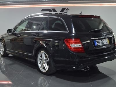 usado Mercedes C200 Classe CCdi Avantgarde Pack Amg Cx/ Auto