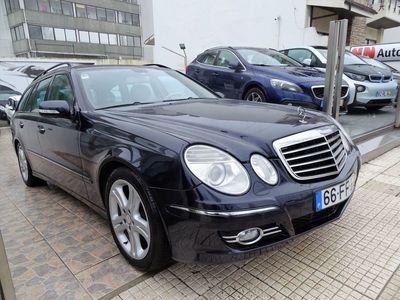 usado Mercedes E220 CDI STATION AVANTARDE 170 CV