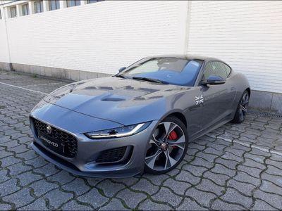 usado Jaguar F-Type 2.0 I4 GASOLINA CUPÊ