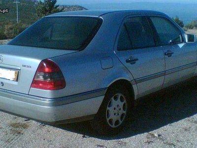 używany Mercedes C220 2.2d