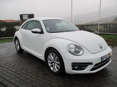 usado VW Beetle New2.0 TDI 110 CV