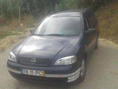 usado Opel Astra carrinha