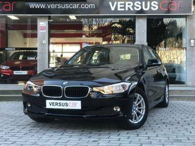 second-hand BMW 318 d Touring