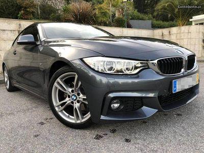 usado BMW 420 d Coupé pack M aut.