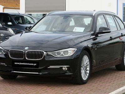 usado BMW 320 d Luxury