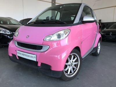 used Smart ForTwo Coupé 0.8 cdi Passion