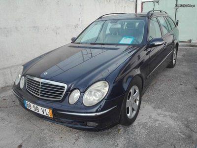 usado Mercedes E270 Cdi Sw Avantgarde
