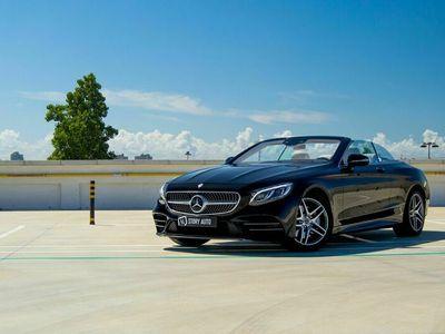 usado Mercedes S560 S Cabrio