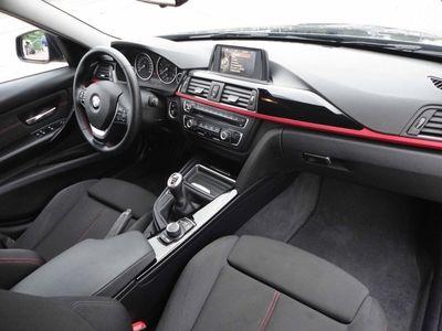 usado BMW 318 d Line Sport