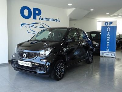 used Smart ForFour 1.0 PRIME GPS