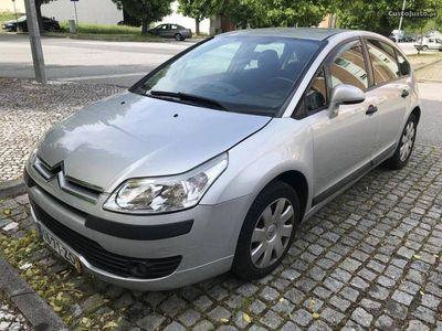 used Citroën C4 1.6 HDI 110cv