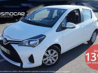 brugt Toyota Yaris 1.4 D-4D