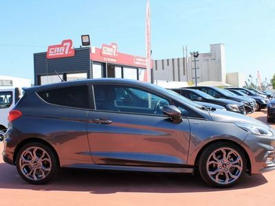 used Ford Fiesta ECO BOOST ST-LINE