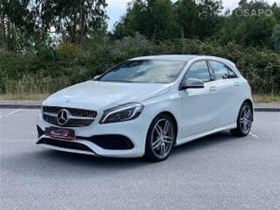 usado Mercedes A220 Classed AMG Line Aut. (177cv) (5p), Diesel