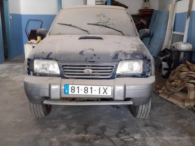 usado Kia Sportage 2000 turbo diesel