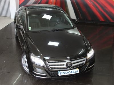 usado Mercedes CLS350 CDi BlueEfficiency | GPS | LED