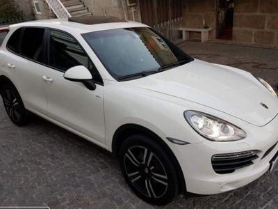 used Porsche Cayenne Tiptronic