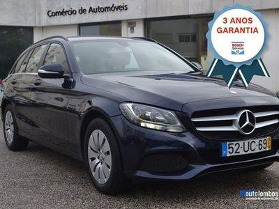 usado Mercedes C200 STATIION BLUETEC
