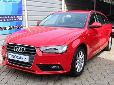 usado Audi A4 Avant 2.0 TDI Multitronic Business Line GPS