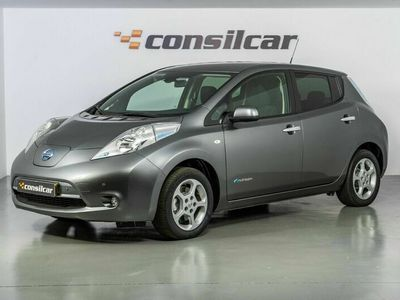 usado Nissan Leaf 30 KWh Tekna Navigator