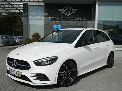 usado Mercedes B180 D AMG