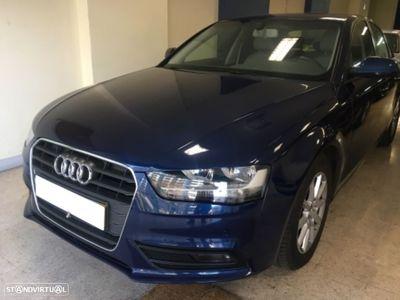 brugt Audi A4 2.0TDI BUSINESS LINE NACIONAL GPS