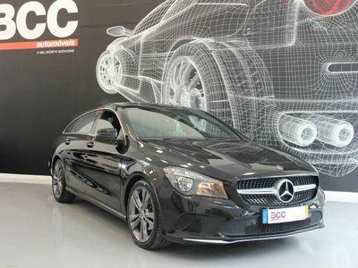 usado Mercedes CLA180 d URBAN AUTO. NAC.