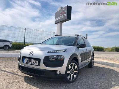 usado Citroën C4 Cactus 1.2 Shine GPS+Câmara