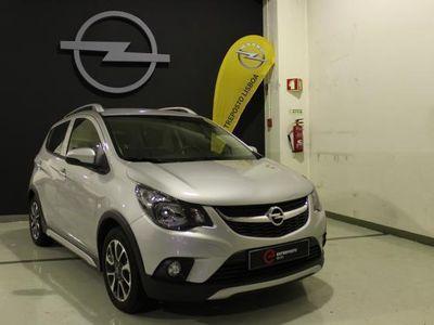 usado Opel Karl Rocks 1.0 75cv