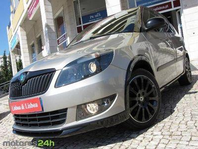 usado Skoda Fabia 1.6 TDi Monte Carlo (90cv) (5p)