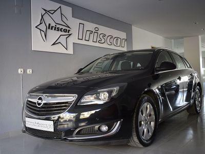 brugt Opel Insignia Sports Tourer 1.6Cdti Executive S/S 136Cv (GPS)
