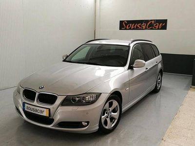 usado BMW 320 d Touring Navigation -